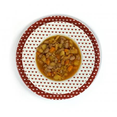 trippa milanese busecca piatto pronto in un attimo